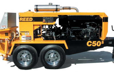 Reed Concrete Shotcrete Pump C Series