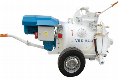 VSE 500 Sand/Screed Pumps