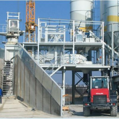 Batching & Mixing Plant