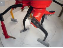 TEKA TPZ Planetary Concrete Mixer Interior