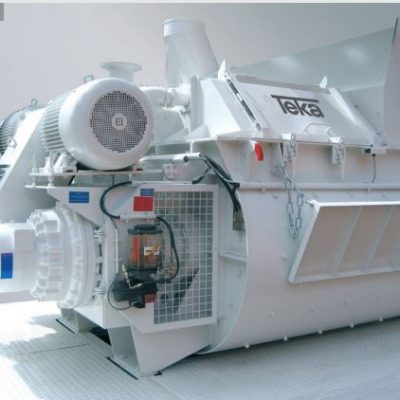 TEKA TDZ Twin Shaft Mixer