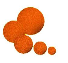 Sponge Balls