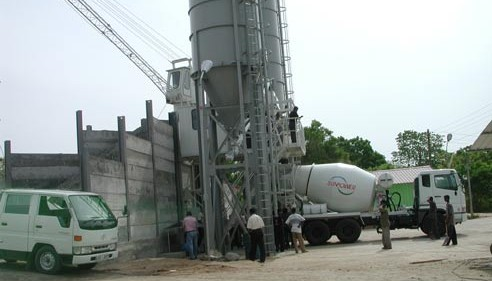 TEKA Batching Plant Water Treatment Project