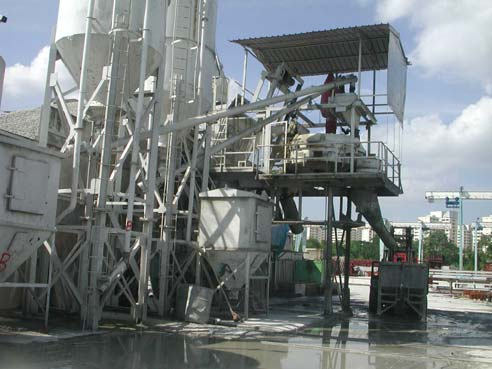 TEKA Batching Plant at Sri Lanka