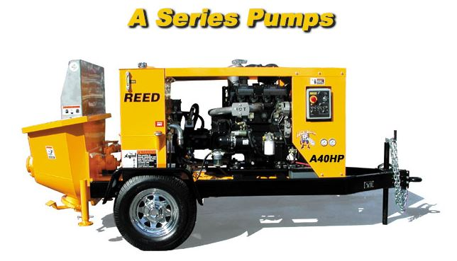 Reed A Series Pump