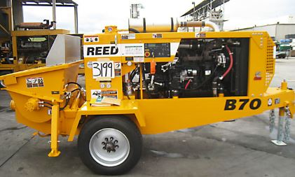 Reed B Series Pump