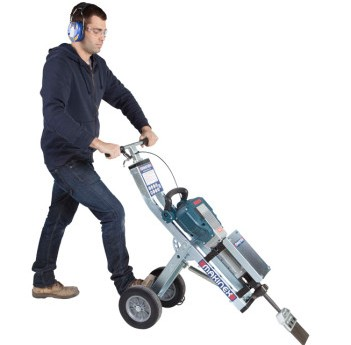 Makinex Jack Hammer Trolley