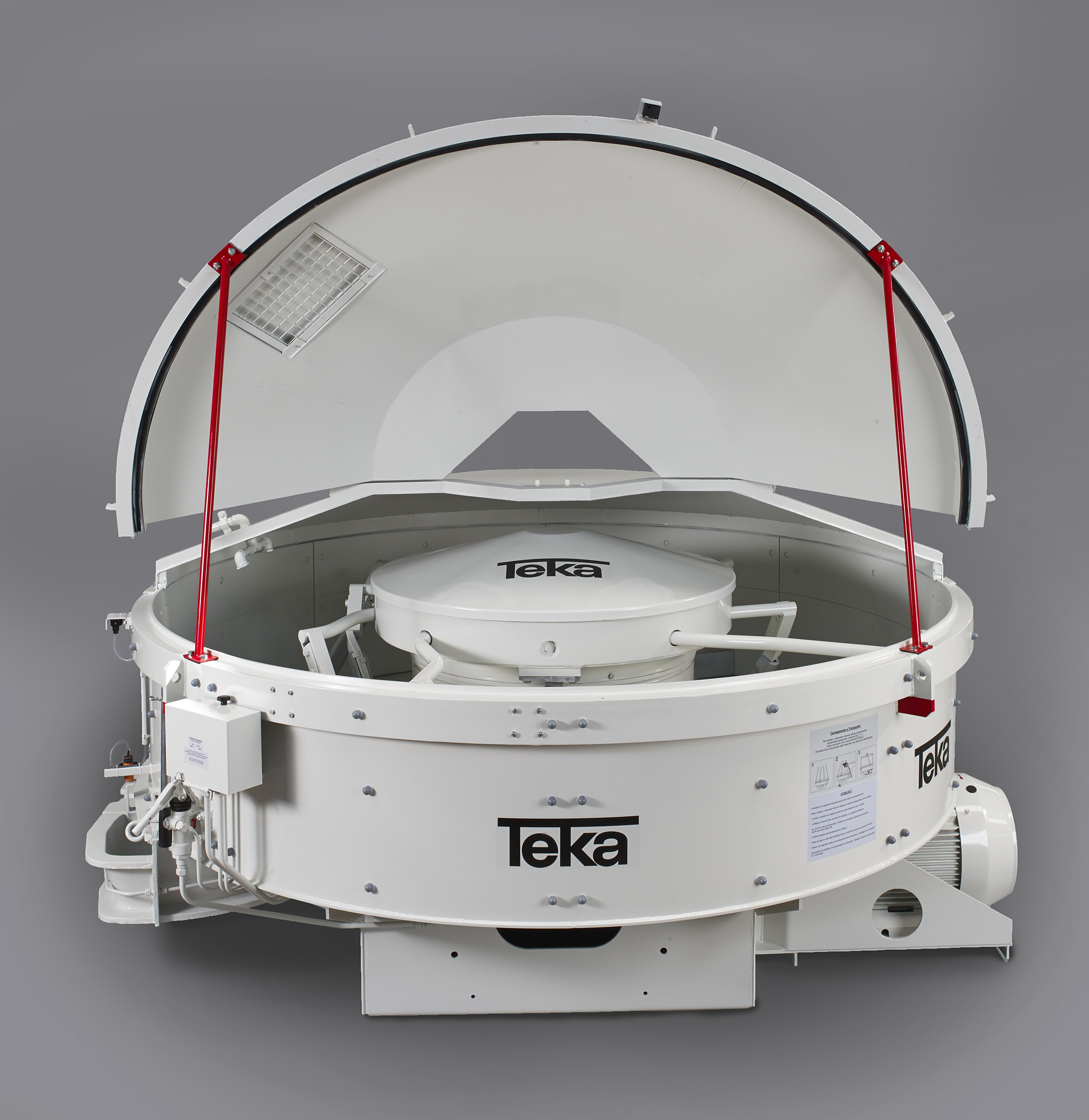 TEKA Glass Batch Mixer