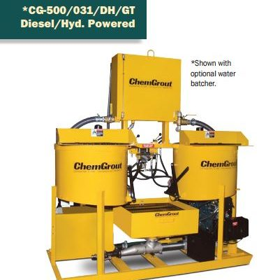 ChemGrout GeoTech Series