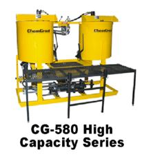 ChemGrout High Pressure Series