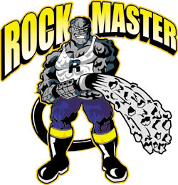 Reed A Series Rock Master Mascot