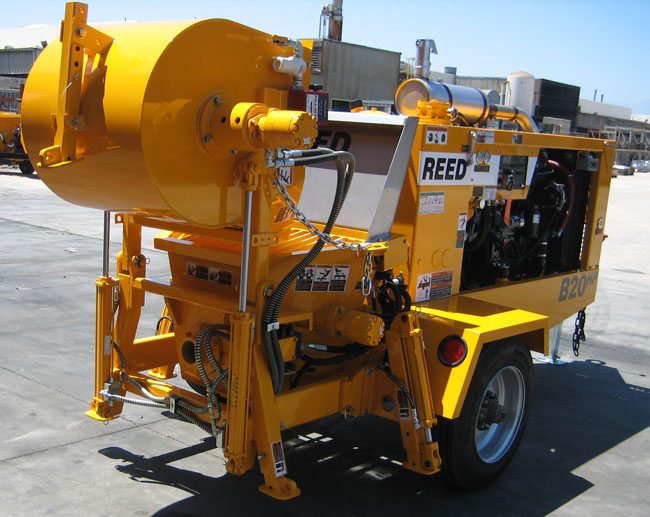Reed B20HP Mixer Attachment