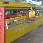 Mesh Cutter Machine