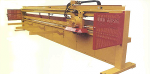 Mesh Cutter Machine