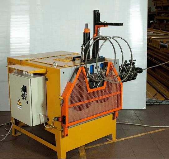 Oscam Spiral Machine