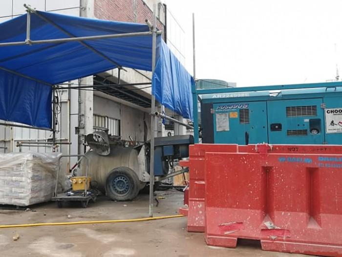 MM VSE500 Outram Park MRT T222