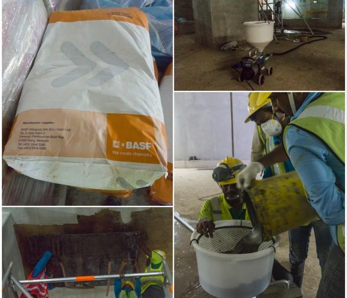 BASF Material MAI 2Pump Pictor Application