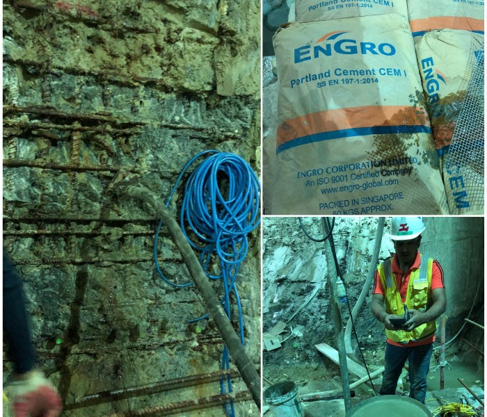 Engro Material MAI 2Pump Pictor Application Portland Cement CEM 1