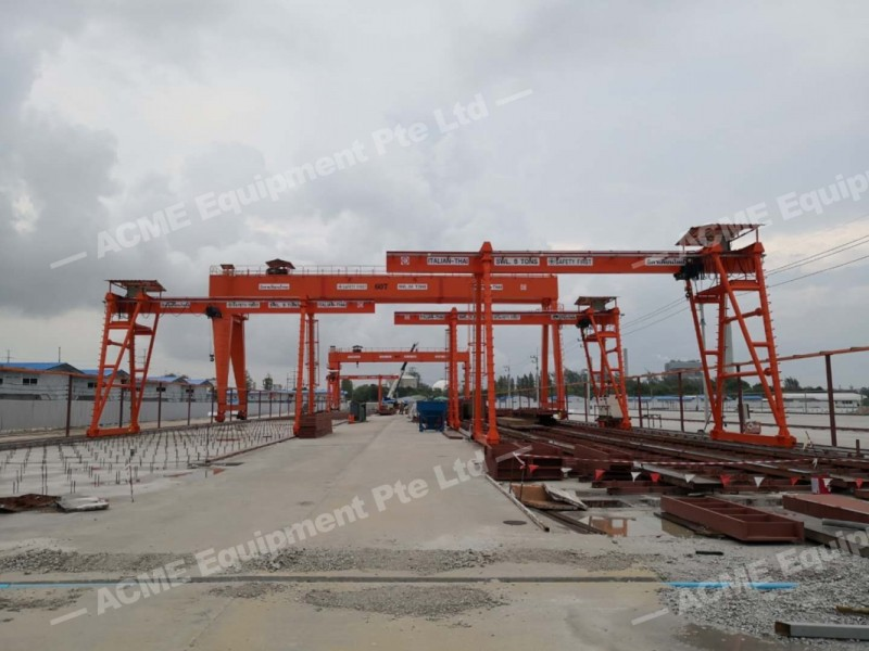 Gantry Crane Acme Special Project