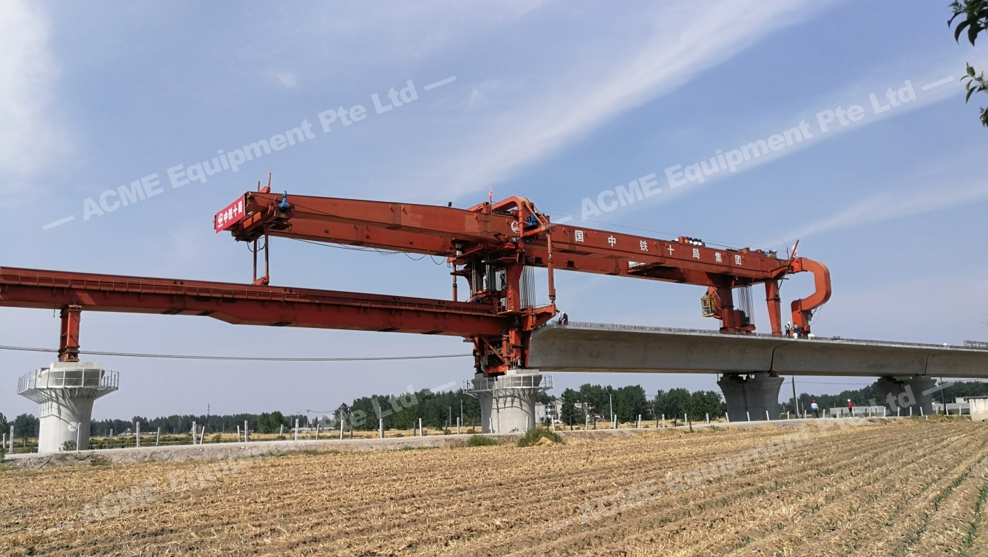 Launching Gantry Acme Equipment Special Project